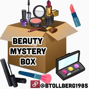 Other - MYSTERY BEAUTY BOX!! $60 Retail for $30